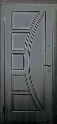 Дверь входная Модель 104 Верона Стандарт F Каскад