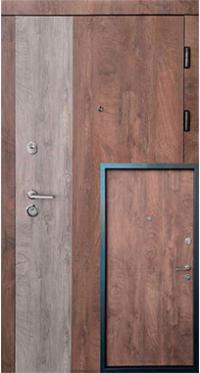 Входная дверь FORT Трио Империя