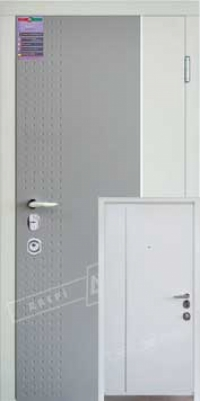 Дверь входная Двери Украины ИНТЕР Леон 2 MOTTURA