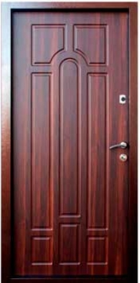 Входные двери Qdoors Стандарт М Классик