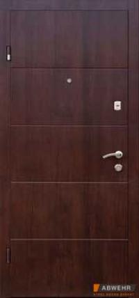 Входные двери Abwehr Leavina