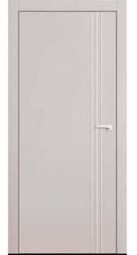 Модель Линнея, серия Крашенные, Стильные Двери
