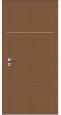 Модель Мадейра, серия Крашенные, Стильные Двери