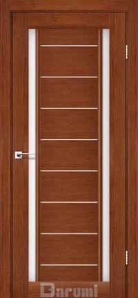 Межкомнатные двери Darumi модель Madrid сатин