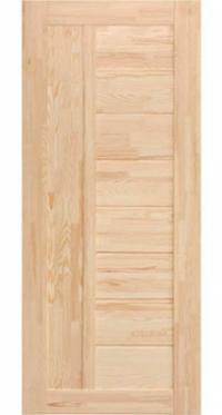 Межкомнатные двери Модель 1-2