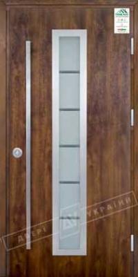 Двери Украины Модель №1-73 ручка скоба