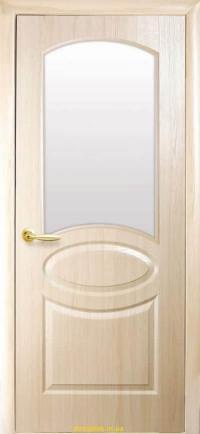 Межкомнатные двери Фортис Овал