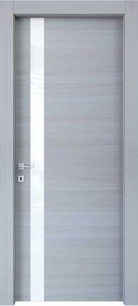 Межкомнатные двери Braga, модель VS 10 Palissandro Bianco