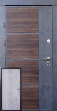 Входные двери Qdoors Премиум Бостон-М
