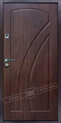 Дверь входная Двери Украины Салют Металл / Клио