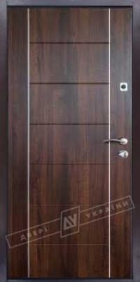 Дверь входная Двери Украины Салют Металл / Ника