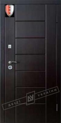 Дверь входная Двери Украины Щит Ника