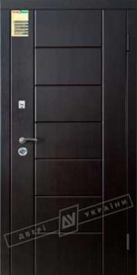 Дверь входная Двери Украины Сити Ника М, KALE