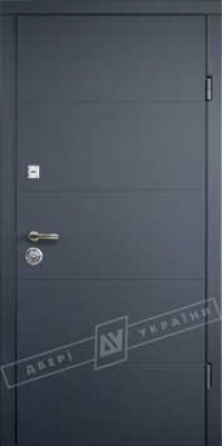 Дверь входная Двери Украины Сити Турин, KALE