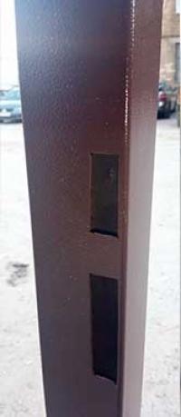 Двери Redfort Техническая полуторная, серия Эконом
