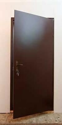 Двери Redfort Техническая RAL 8017, серия Эконом