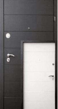 Входная дверь ОПТИМА+ X 001