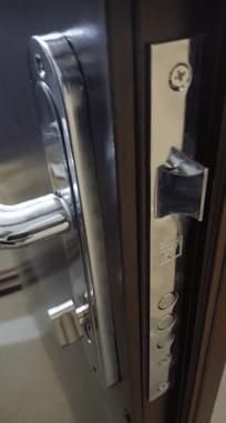 Двери входные Комбо серия Стандарт 80