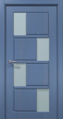Модель TN-21 серия Techno, Стильные Двери