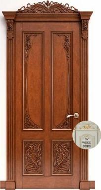 Межкомнатные двери Wood Doors, Рим
