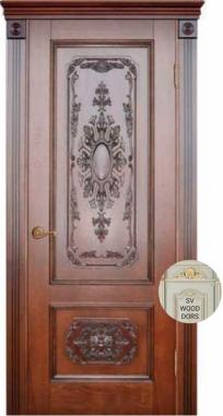 Межкомнатные двери Wood Doors, Неаполь