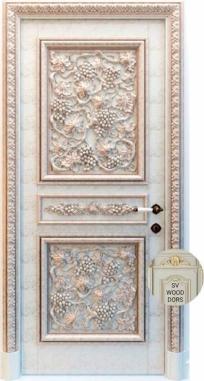Межкомнатные двери Wood Doors, Мессина