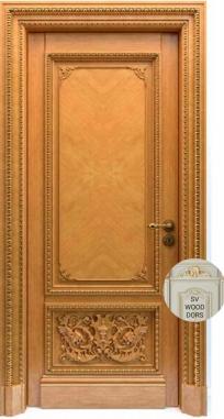 Межкомнатные двери Wood Doors, Триест