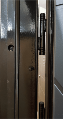Входная дверь Зета серии Эталон
