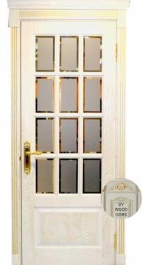 Межкомнатные двери Wood Doors, Форли