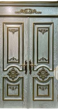 Межкомнатные двери Wood Doors, Валенсия (двойная)