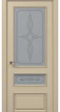 Дверь Папа Карло Art Deco ART-05 стекло бевелз