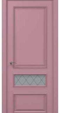 Дверь Папа Карло Art Deco ART-04 стекло оксфорд