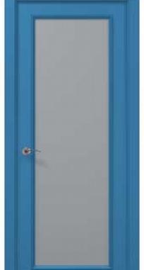 Дверь Папа Карло Art Deco ART-01 стекло сатин