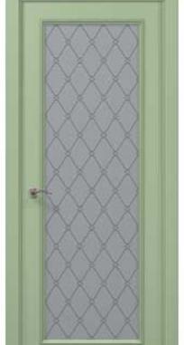 Дверь Папа Карло Art Deco ART-01 стекло оксфорд
