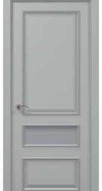 Дверь Папа Карло Art Deco ART-04 стекло сатин