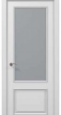 Дверь Папа Карло Art Deco ART-02 стекло сатин