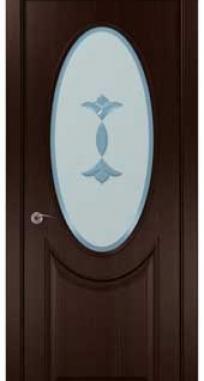 Межкомнатные двери Папа Карло Classic Rondo