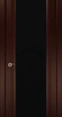 Дверь Папа Карло Cosmopolitan CP-22 триплекс черный