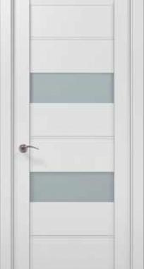 Межкомнатные двери Millenium ML-41 AL Папа Карло
