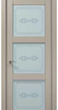 Межкомнатные двери Millenium ML-07 бевелс Папа Карло