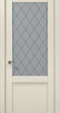 Межкомнатные двери Millenium ML-35 оксфорд Папа Карло