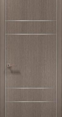 Дверь Папа Карло Plato-09 (алю)
