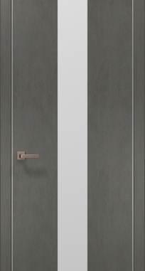 Дверь Папа Карло PLATO-06 (алю)