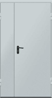 Двери противопожарные двустворчатые Щит 3