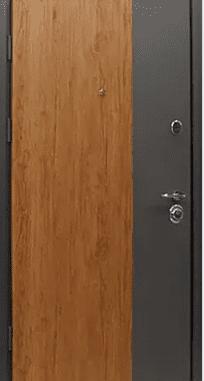 Входная дверь Коттедж Комби