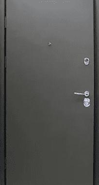 Входная дверь Коттедж Графит