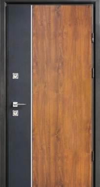 Дверь входная Страж Proof PARTY BZ
