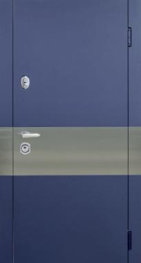 Дверь входная Двери Украины ИНТЕР ArtSteel