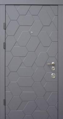 Входные двери Qdoors Авангард Поло