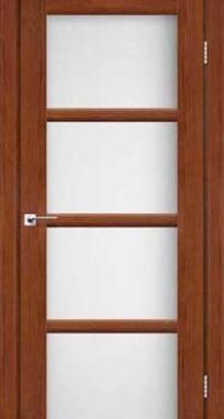 Межкомнатные двери Darumi модель Avant сатин